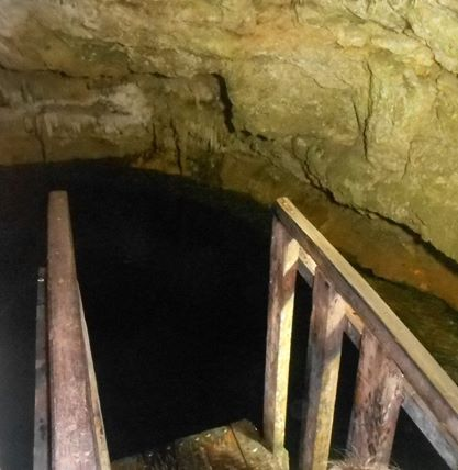 This Cenote is Near Coba